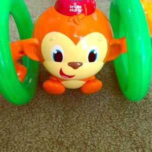 Monkey light up toy
